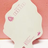 まんこちゃんポストカード / MANKO-Chan postcard